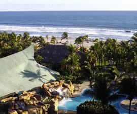 Ocean view Fairmont Acapulco