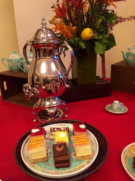 afternoon tea, hilton hotels