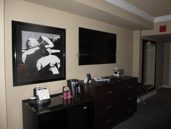 Las Vegas convention hotel