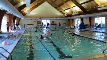Aquatic Center pool is a multi-generational hub