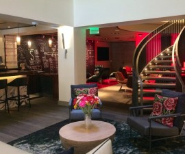 Lobby, Hotel Vintage Portland, Oregon, A Kimpton Hotel