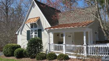 A two unit cottage