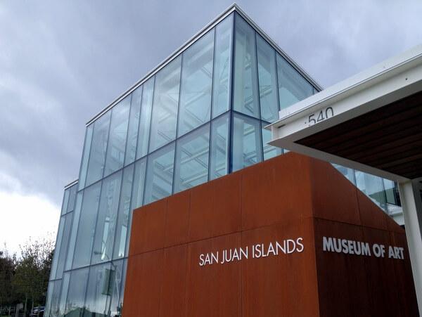 San Juan Islands Museum of Art, Friday Harbor, WA