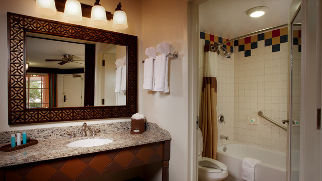 Coronado Business Class Standard BathRoom