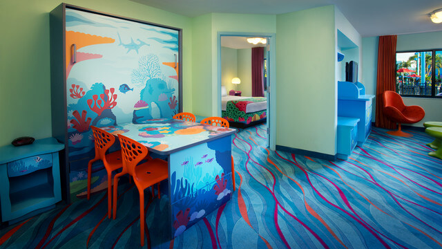 Finding Nemo Family Suite room-vn-g00