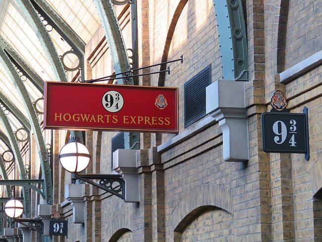 Hogwarts Express at Universal