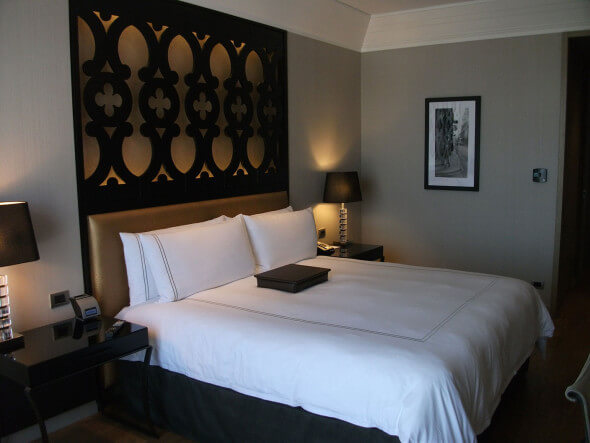 The Hilton Serenity bed