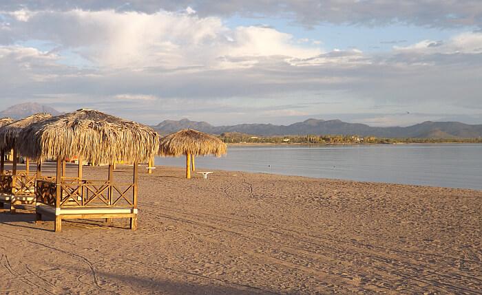 Loreto beach