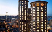 Exterior shot of The Westin Seattle
