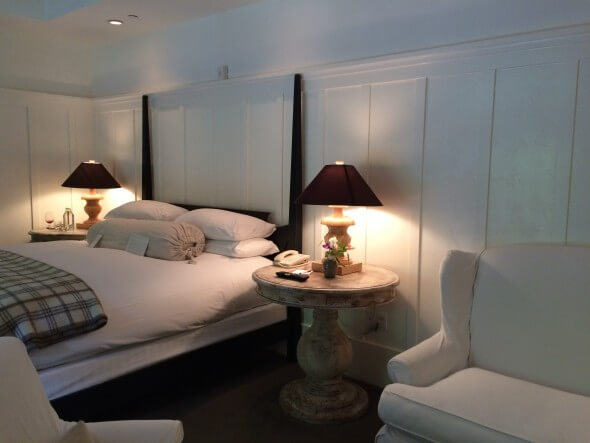 king delux room - Farmhouse Hotel 2015