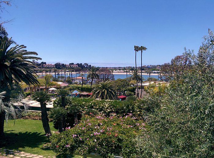 Hyatt Regency Newport Beach Guest Room View