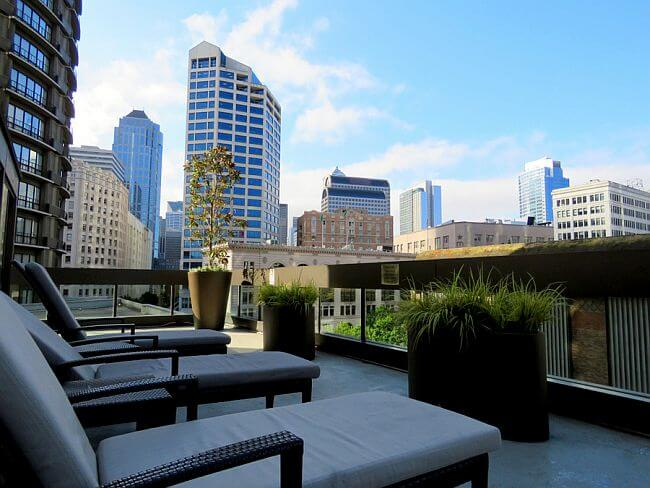 Great Location Helps The Westin Seattle Shine