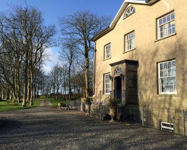 A Country Idyll at the Crug Glas Hotel and Restaurant in Wales