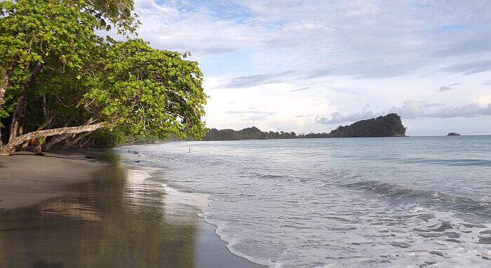 Manuel Antonio beachfront
