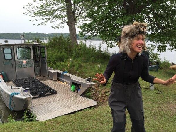 Captain TJ, Island Spirits, Rice Lake, Ontario