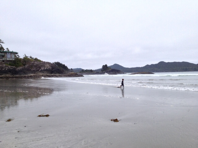 Chesterman Beach, Tofino BC Canada