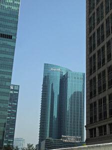 ShanghaiGrandKempinski Hotel Skyscraper