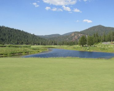 resort at squaw creek, lake tahoe, sierras