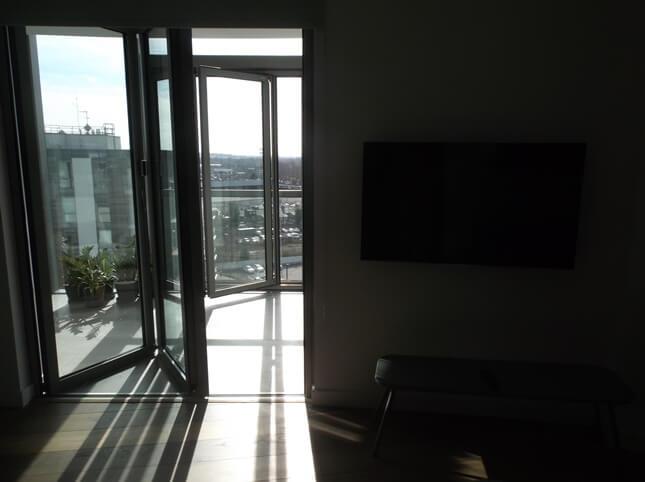 Inside room 805 at Urban Villa