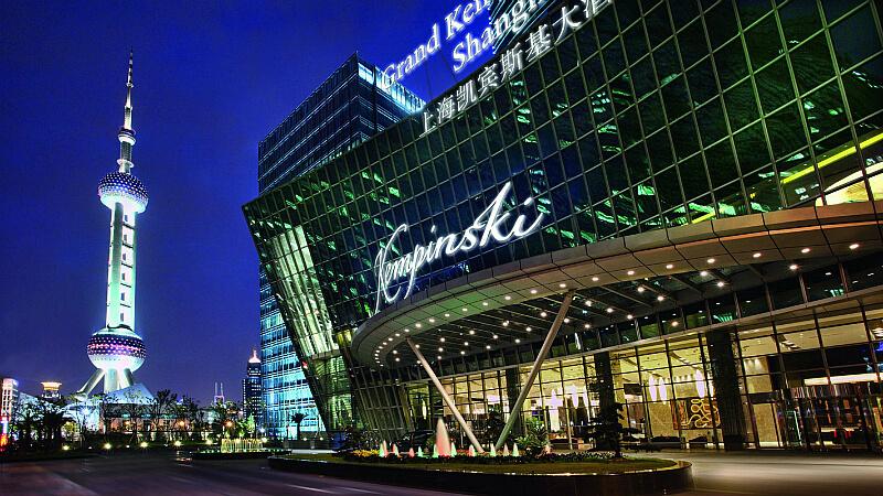 hotel-Kempinski Shanghai-Outside-1