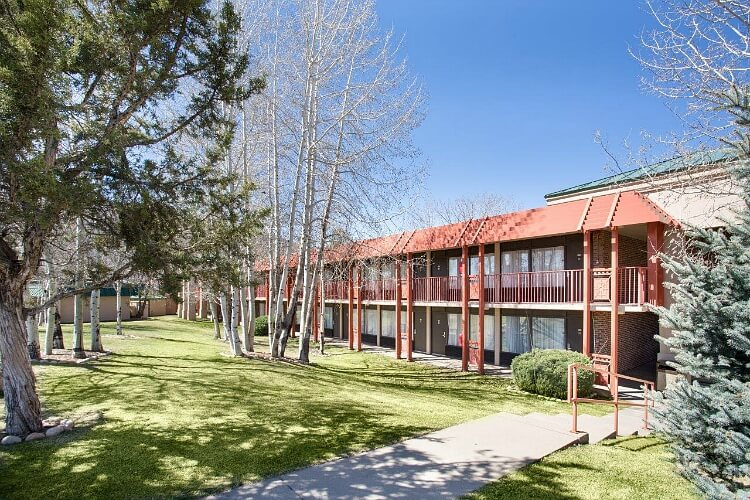 Durango Downtown Inn Exterior2A