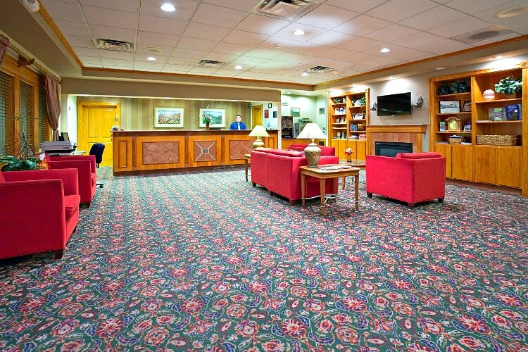 Durangon Inn Lobby1