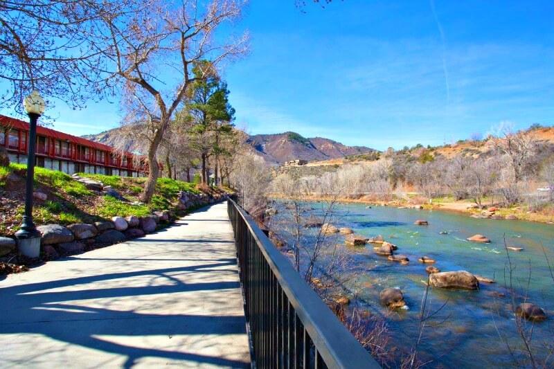 Durgano Inn Animas River1