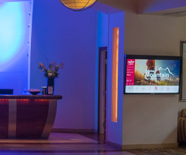 marriott hotel, digital concierge