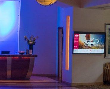 marriott hotel, digital concierge