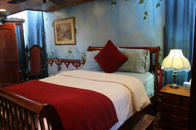 The Sanctuary Room 1