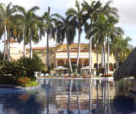 Golf resort Puerto Vallarta