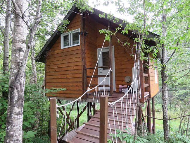 Aventuraid cabin