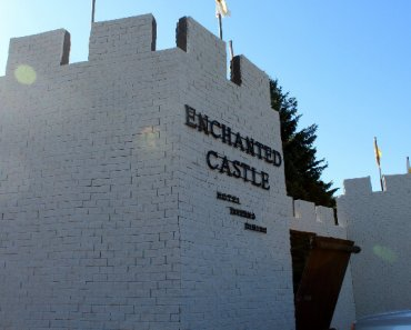 Ingenuity Turned a School into Enchanted Castle Hotel