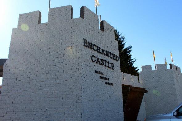 Enchanted Castle, Regent, South Dakota