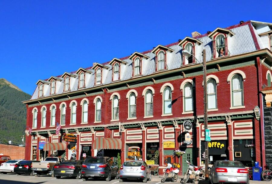 Historic Grand Imperial Hotel Silverton Colorado