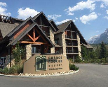 Grande Rockies Resort, Canmore, Alberta: A Banff Alternative