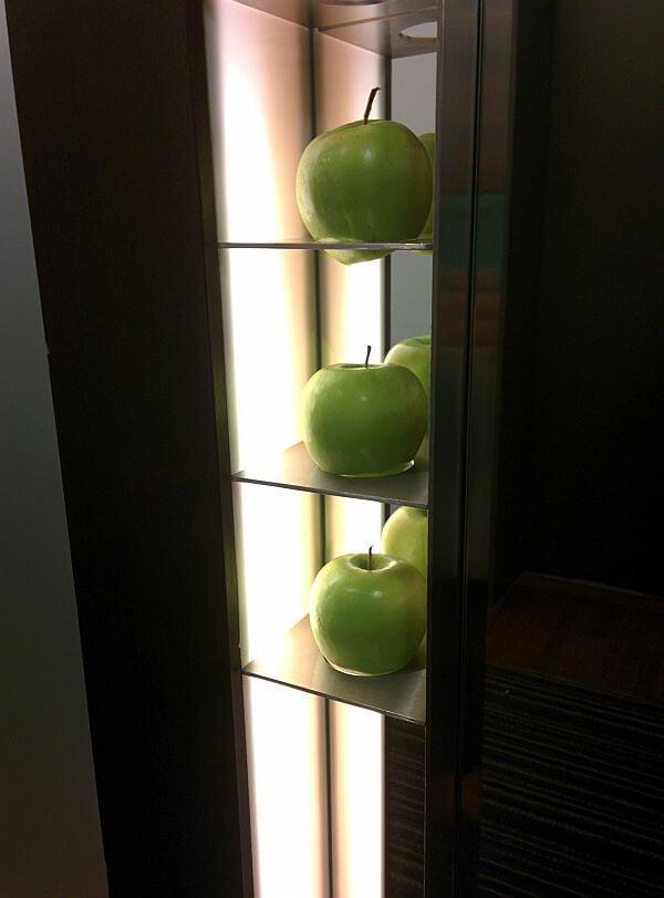 Le Germain Montreal Green Apples