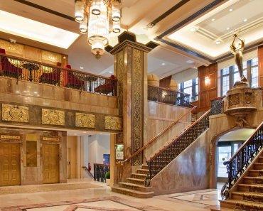 Stately Elegance at Hotel Phillips, Kansas City