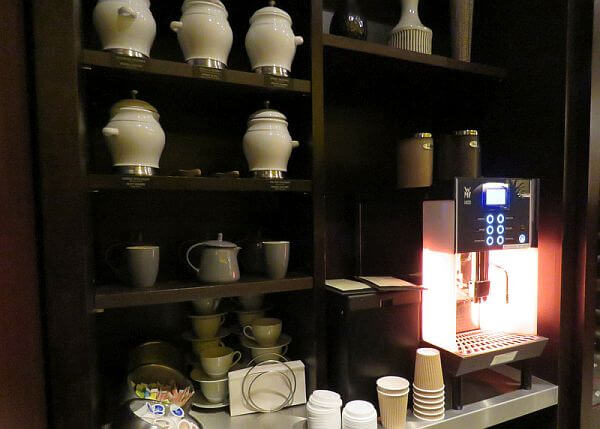Tea Offerings at Le Germain Hotel Montreal