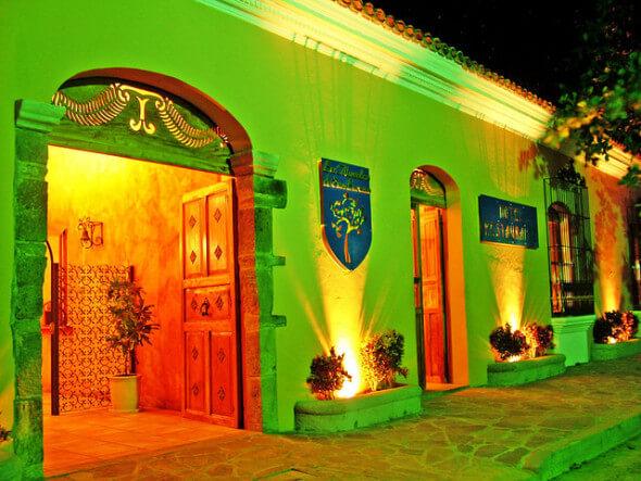 Los Almendros, Suchitoto, hotel