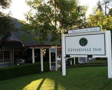 Wine CountryGetaway at Geyserville Inn