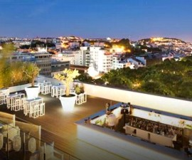 Sky Bar at Tivoli Lisboa