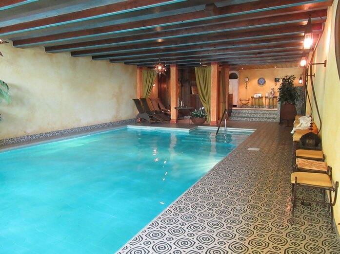 Wellness Oasis at Park Hotel Sonnenhof