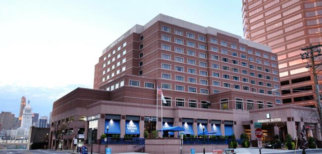 Embassy Suites By Hilton Omaha La Vista Hotel