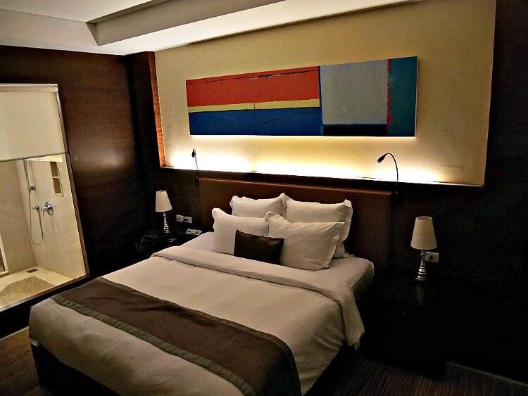 Bedroom at Aetas Lumpiuni