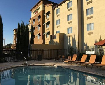 Courtyard Marriott Paso Robles is Ideal Wine Country Locale