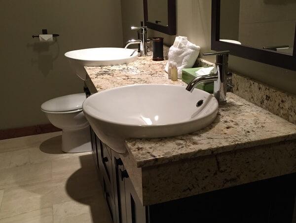 Fernie 901 bathroom, Fernie, BC, Canada