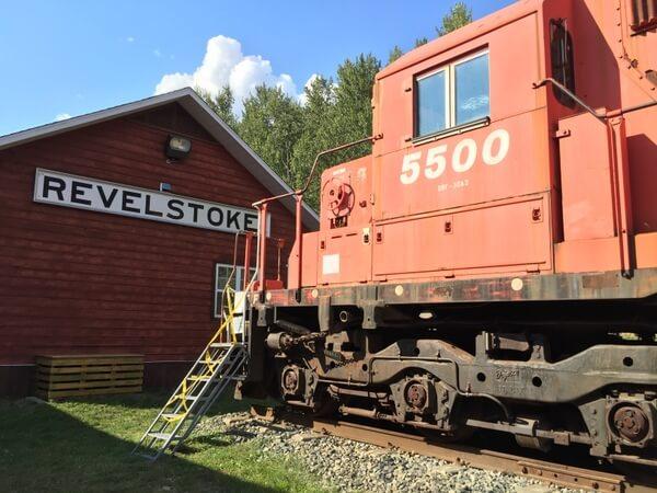 Revelstoke Railway Museum, Revelstoke, BC, Canada
