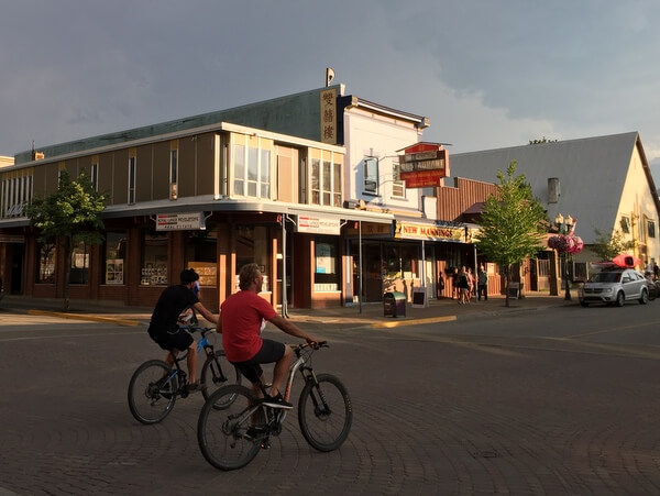 Downtown, Revelstoke, BC, Canada