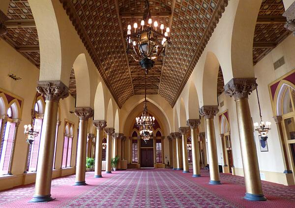 Florida luxury hotel